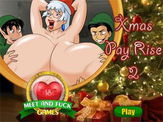 Navidades porno con Santa Claus