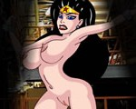 Wonder Woman Porno